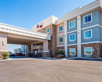 Best Western PLUS Fort Stockton Hotel - Fort Stockton - Gebouw