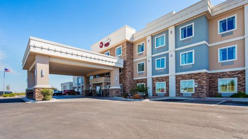 Best Western PLUS Fort Stockton Hotel - Fort Stockton - Gebäude