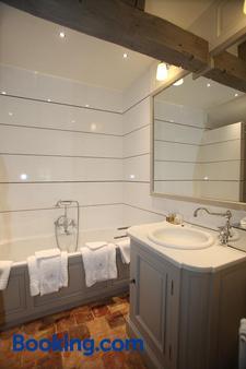 Le Clos de Grâce - Honfleur - Phòng tắm