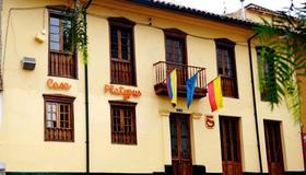 Casa Platypus - Hostel - Bogotá - Edificio