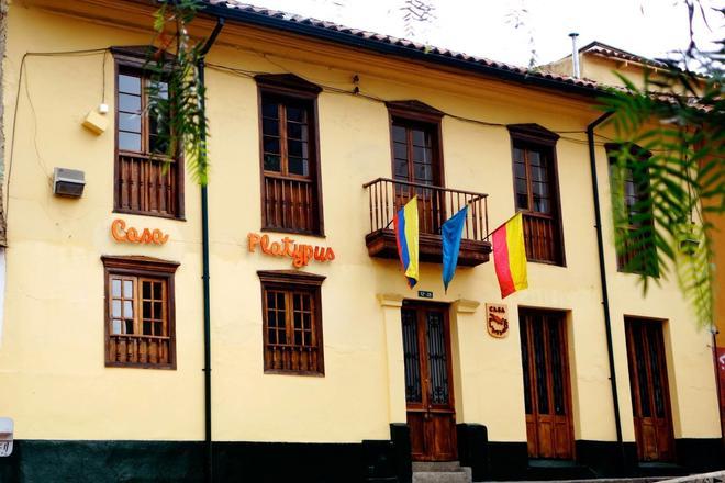 Casa Platypus - Hostel - Bogotá - Building