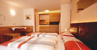 Residence Araldina - St. Kassian - Schlafzimmer