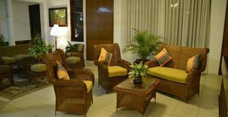 Hotel Cortez - Santa Cruz de la Sierra - Lobby