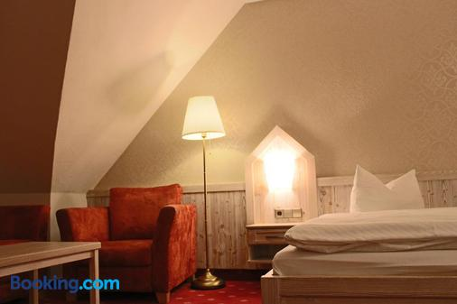 Central Hotel - Winterberg - Bedroom
