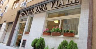 Hotel Del Viale - Agrigento - Edificio