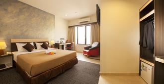 レオ エクスプレス ホテル - クアラルンプール - 寝室
