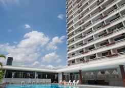 Arca Ratchaprarop Pratunam Apartment - Μπανγκόκ - Πισίνα