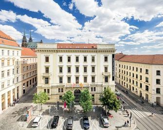 Barceló Brno Palace - Brno - Rakennus