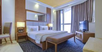 Pearl Executive Hotel Apartments - Dubai - Bedroom