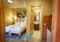 Hotel Karin - Budapest - Bedroom