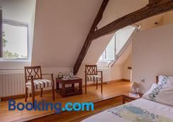Chambres D'hotes Les Goubelins - La Lande-d'Airou - Bedroom