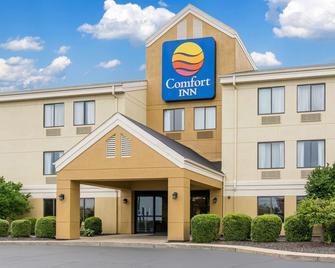 Comfort Inn East - Evansville - Toà nhà
