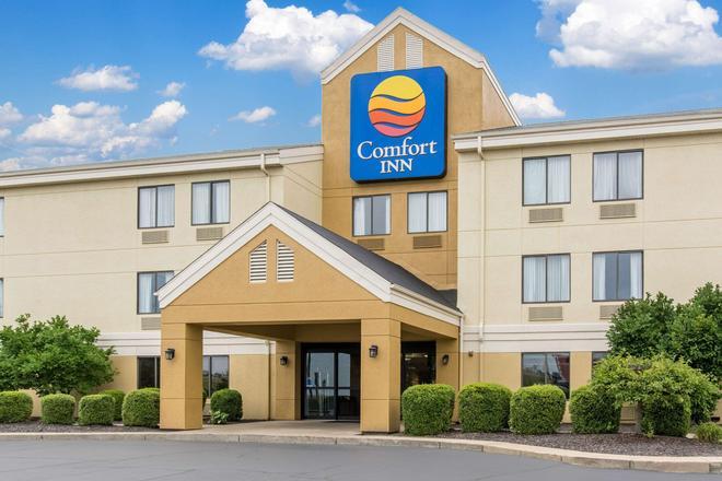 Comfort Inn East - Evansville - Κτίριο