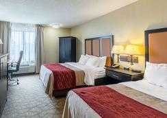 Comfort Inn East - Evansville - Κρεβατοκάμαρα