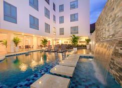 Del Mar Hotel - Santa Marta - Pool