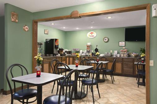 Super 8 by Wyndham Russellville - Russellville - Restaurant