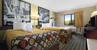 Super 8 by Wyndham Russellville - Russellville - Makuuhuone