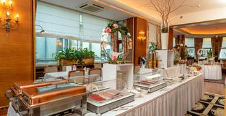 Grand Hotel Cravat - Lussemburgo - Buffet