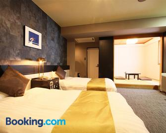 Hotel AreaOne Chitose - Chitose - Κρεβατοκάμαρα