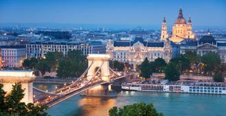 art'otel budapest, by park plaza - Budapest - Vista del exterior