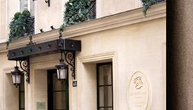 Le Mathurin Hotel & Spa - Paris - Utsikt