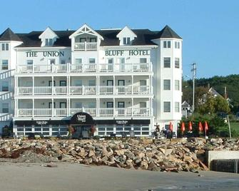 Union Bluff Hotel - York Beach - Building