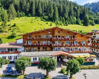 Hotel Grieserhof - Lermoos - Building
