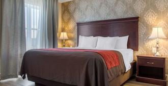 Comfort Inn & Suites Levis / Rive Sud Quebec city - Levis - Camera da letto