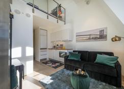 Nordic Host Luxury Apts - Tollbugata 13 - ออสโล - ห้องนั่งเล่น