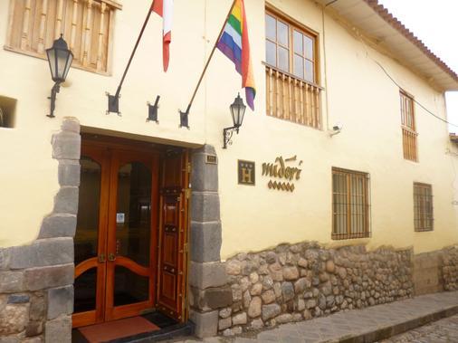 Hotel Midori - Cusco - Toà nhà