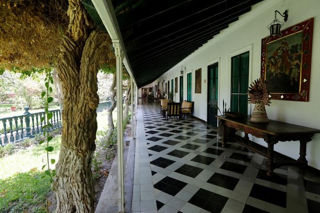 Hotel Majoro - Nazca - Κτίριο