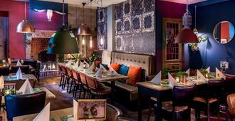 Hotel Valkenhof - ואלקנבורג אן דה גול - מסעדה