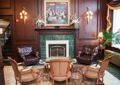 Landmark Inn - Marquette - Lounge