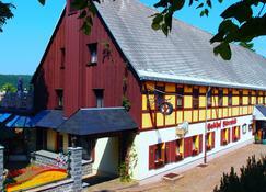 Naturhotel Gasthof Bärenfels - Altenberg - Building