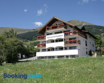 Apart-Hotel Alpinsonnenresidenz - Fiss - Building