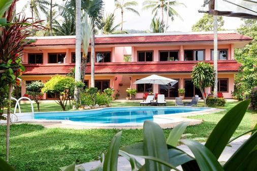 Marco Polo Resort & Restaurant - Ko Samui - Bể bơi