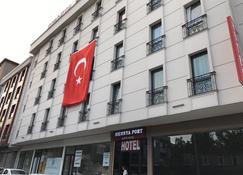 Niconya Port Suite&Hotel - Istanbul - Building
