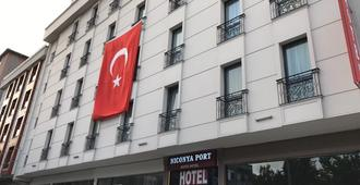 Niconya Port Suite&Hotel - איסטנבול - בניין