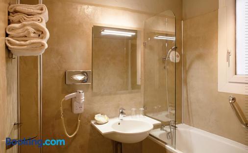 德拉莫特皮科特酒店 - 巴黎 - 巴黎 - 浴室