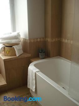 普萊城堡酒店 - 查奇 - 阿姆博斯 - 浴室