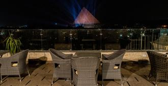 New Pyramids Eyes - Giza - Balcony