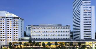 印尼雅加達鉑爾曼酒店 - 雅加達 - 建築
