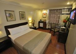 Fersal Hotel Malakas - Quezon City - Bedroom
