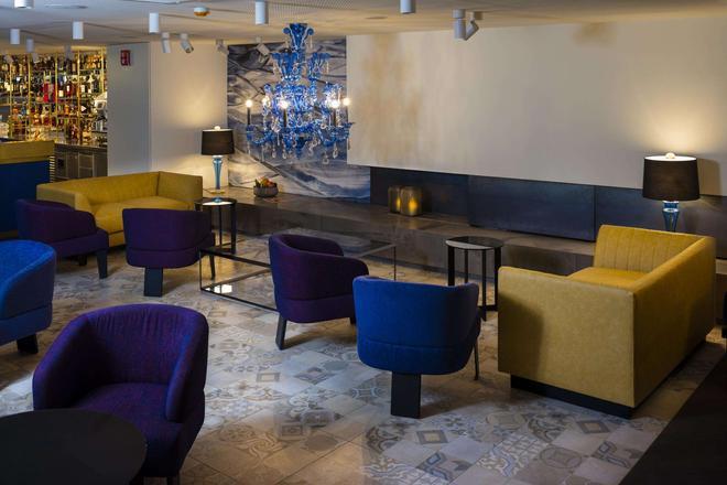 Hotel Stein - Salzburg - Lounge