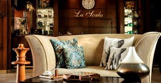 Le Medina Essaouira Hotel Thalassa Sea & Spa-MGallery By Sofitel - Essaouira - Resepsjon