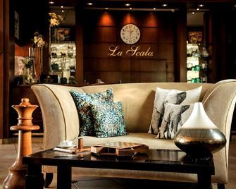 Le Medina Essaouira Hotel Thalassa Sea & Spa-MGallery By Sofitel - As-Sawíra - Recepce
