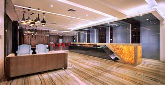 Neo Hotel Mangga Dua By Aston - ג'קרטה - לובי