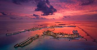 Hard Rock Hotel Maldives - Male - Vista externa