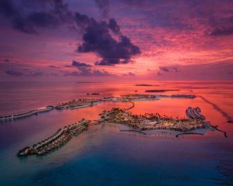 Hard Rock Hotel Maldives - Malé - Außenansicht