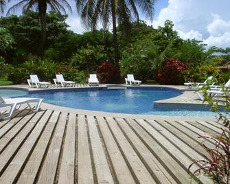Turtle Beach Lodge - Tortuguero - Zwembad